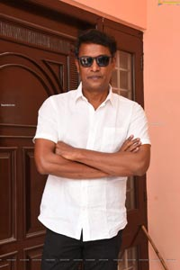 Samuthirakani at Krack Movie Interview