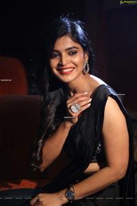 Sanchita Shetty at My South Diva Calendar 2021 Launch