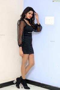 Shalu Chourasiya at Psycho Movie Teaser Launch
