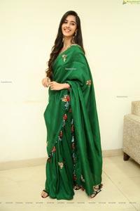 Simrat Kaur at My South Diva Calendar 2021 Launch