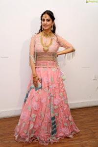Tejal Tammali at Hi Life Exhibition Curtain Raiser