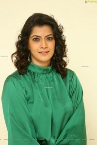Varalakshmi Sarathkumar at Krack Movie Interview