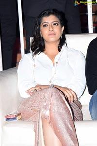 Varalakshmi Sarathkumar at Krack Movie Success Celebrations,