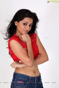 Ee Rojullo Reshma Studio Shoot