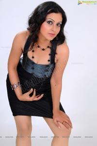 Neelam Gouhranii Studio Shoot