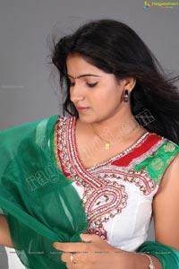 Telugu Speaking Heroing Tanusha Photos