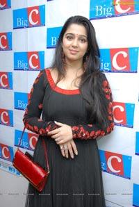 Charmi at Big C 2012 Ashadam Sale Success Meet