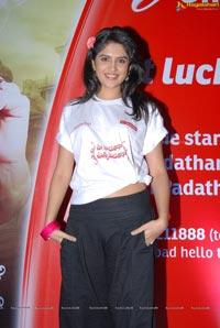 Deeksha Seth in Sexy Dress