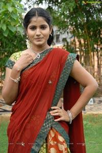 Beautiful Telugu Girl Tanusha Photos