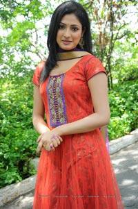 Beautiful Haripriya in Red Dress Photos