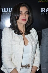 Photos of Lisa Rani Ray at Hyderabad Rado Store Launch