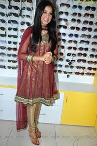 Niti Taylor at KSR Eyewear Hyderabad