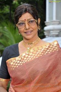 Urvasi Sharada at Sukumarudu Press Meet