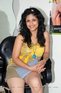 Photos of Supriya at Bio Spa Salon Launch Hyderabad