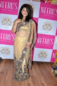 Supriya at Hyderabad Neerus