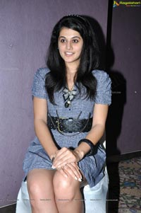 Taapsee in Gown Photos