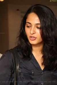 Anushka at Sharath Shetty Photography Exhibition
