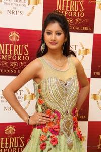 Monika Singh at Neerus Emporio