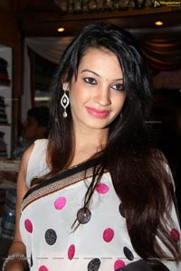 Diksha Panth in Saree Photos