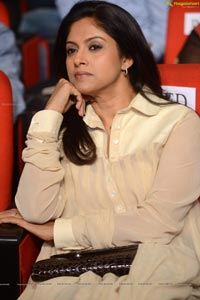 Nadiya at Attharintiki Daaredhi Audio
