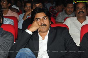 Pawan Kalyan at Attharintiki Daaredhi Audio