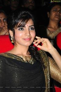 Samantha at Attharintiki Daaredhi Audio