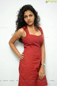 Chaitra at Sahasra Audio Release