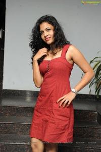 Chaitra at Sahasra Audio Release