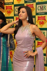 Hamsa Nandini at CMR Patny Center, Hyderabad