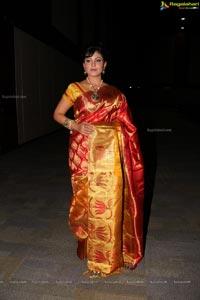 Madhu Shalini at Hyderabad Fashion Week 2013