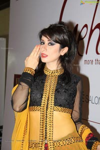 Nazia at Times Gehana Exhibition 2013