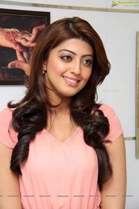 Beautiful Pranitha Subhash in Pink Dress