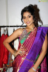 Regina Cassandra at Hyderabad Fashion Week 2013