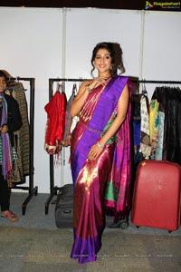 Regina Cassandra at Hyderabad Fashion Week 2013