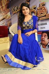 Telugu Heroine Vidarsha