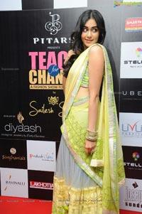 Adah Sharma Teach For Change