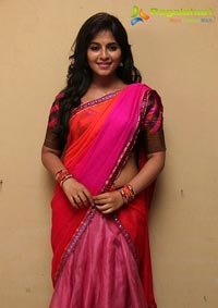 Anjali in Pink