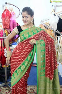 Anukriti Govind Sharma in Saree