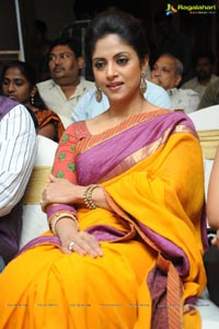 Nadhiya Drushyam Success Meet