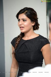 Samantha in Black Dress