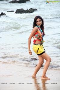 Sony Charishta Beach Pics