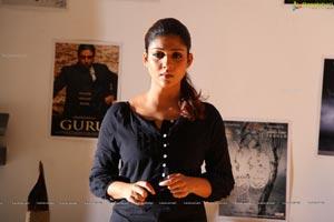 Nayanatara in Telugu Film Mayuri