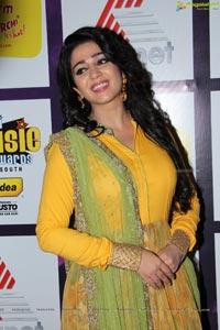 Charmme at Mirchi Music Awards 2014