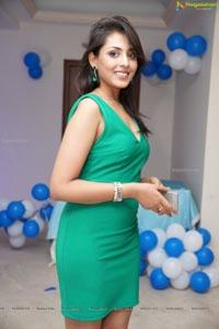 Madhu Shalini in Frock