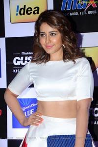 Rashi Khanna at Mirchi Music Awards 2014