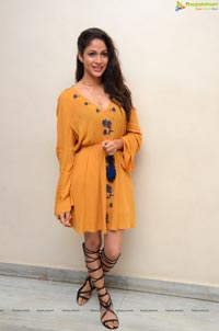 Lavanya Tripathi in Yellow Dress