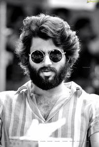 Vijay Devarakonda Arjun Reddy