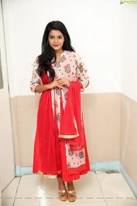 Goldie Nissy Hyderabad Model