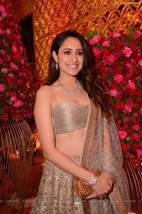 Pragya Jaiswal Designer Ghagra
