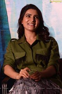 Heroine Samantha Akkineni
